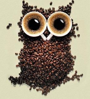 خلاقیت با دانه های قهوه