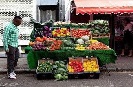 هنر نمایی با میوه