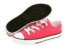 کفش اسپورت قرمز دخترانه
