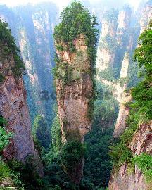 کوه های تیانزی٬ چین