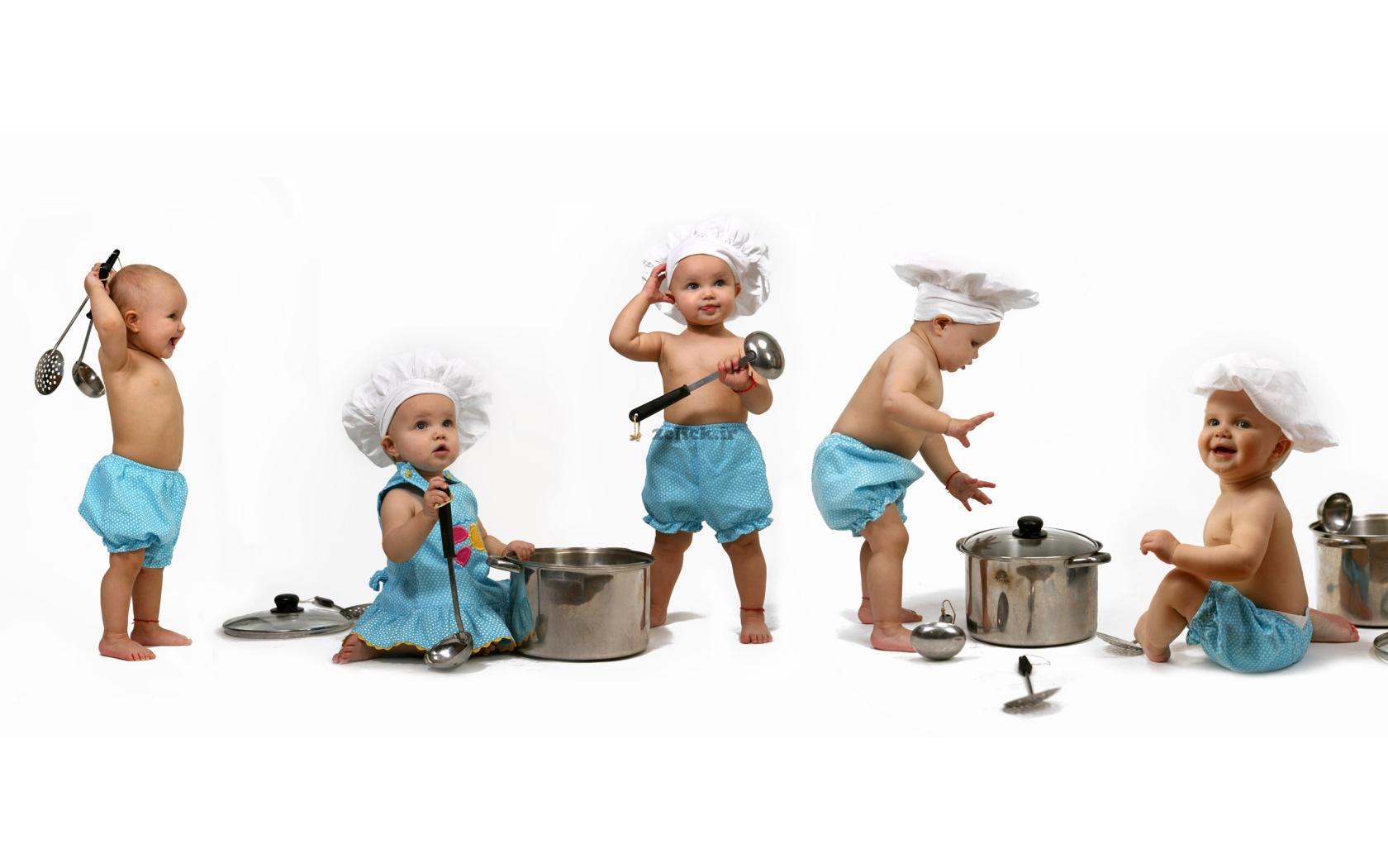کودک آشپز