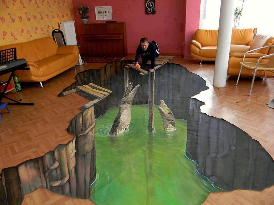 هنر نقاشی روز زمین