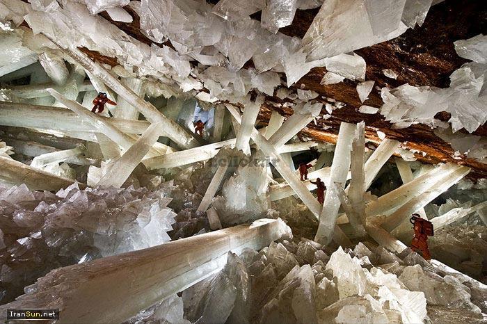 معدن نایکا، مکزیک
